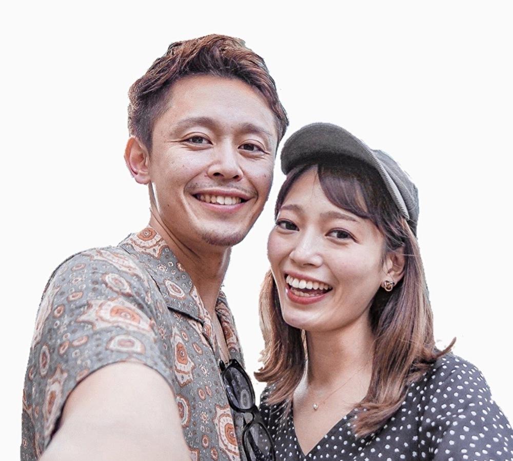 ひぬま夫婦